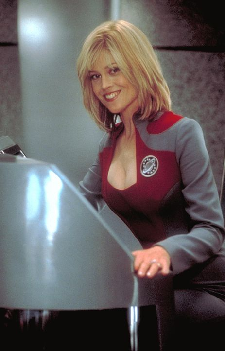 "Eines Tages vergeht Gwen DeMarco (Sigourney Weaver), ehemaliger Star der klassischen Science Fiction-Serie ""Galaxy Quest"", das Lachen ... - Bildquelle: DreamWorks Distribution LLC"