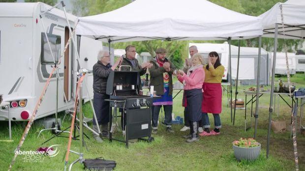 Abenteuer Leben - Abenteuer Leben - Sonntag: Kochen Mal Anders - Camping Schmeckt Mir