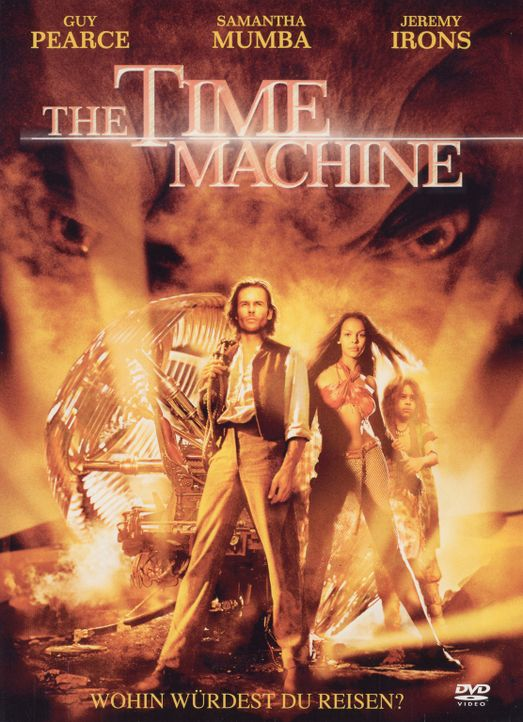 The Time Machine - Wohin würdest Du reisen? - Bildquelle: Warner Bros. Pictures