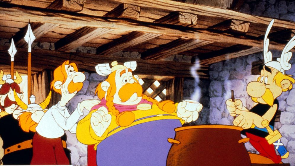 Asterix und die Wikinger - Bildquelle: Jugendfilm-Verleih GmbH