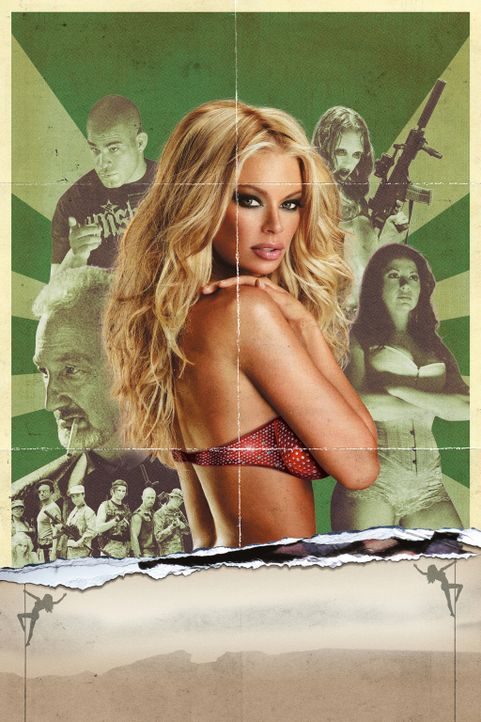 ZOMBIE STRIPPERS - Artwork - mit Jenna Jameson - Bildquelle: 2007 Worldwide SPE Acquisitions Inc. All Rights Reserved.