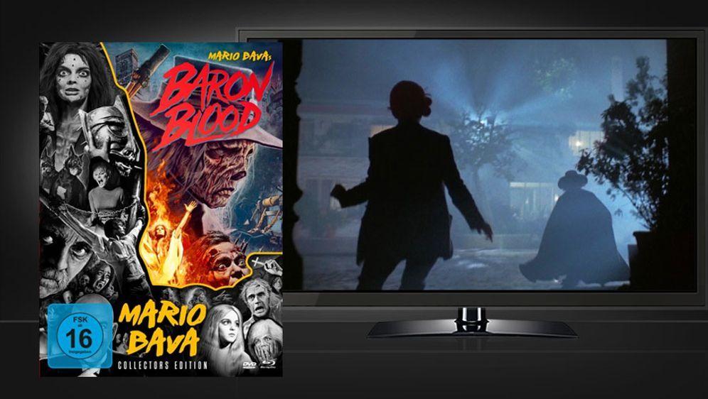 Baron Blood (Blu-ray Disc + DVD) - Bildquelle: Koch Media