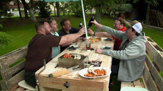 Abenteuer Leben - Abenteuer Leben - Mittwoch: Diy - Grillecke Für Gemütliche Sommerabende
