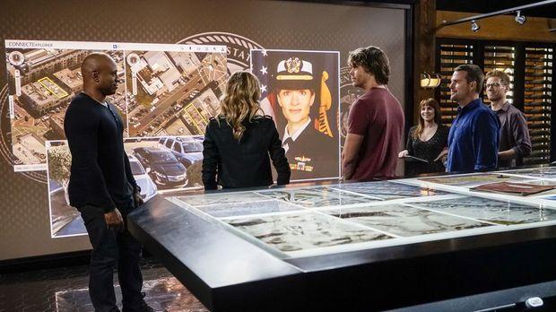 Navy Cis: L.a. - Navy Cis: L.a. - Staffel 8 Episode 11: Die Panama-story