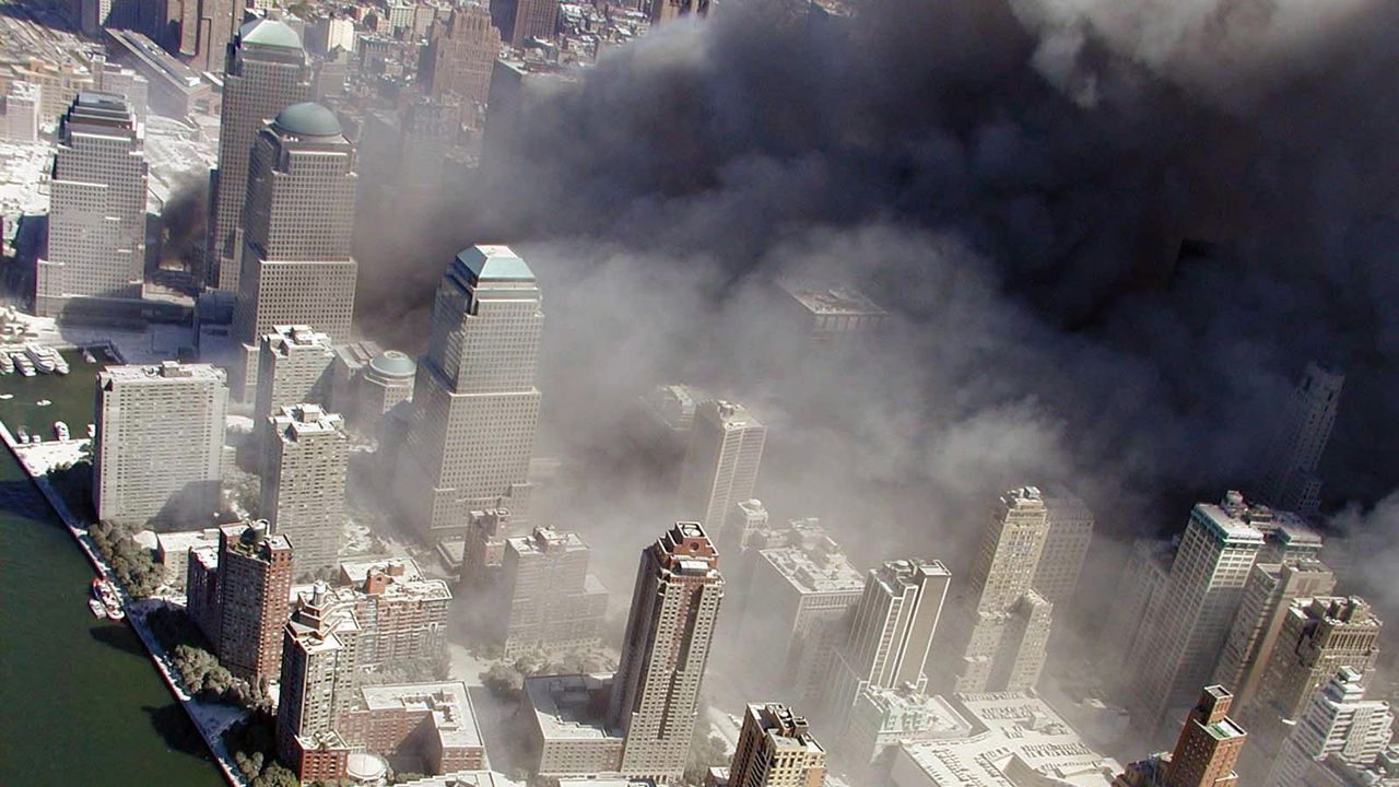11. September 2001: Eine Chronik in Bildern - Bildquelle: dpa