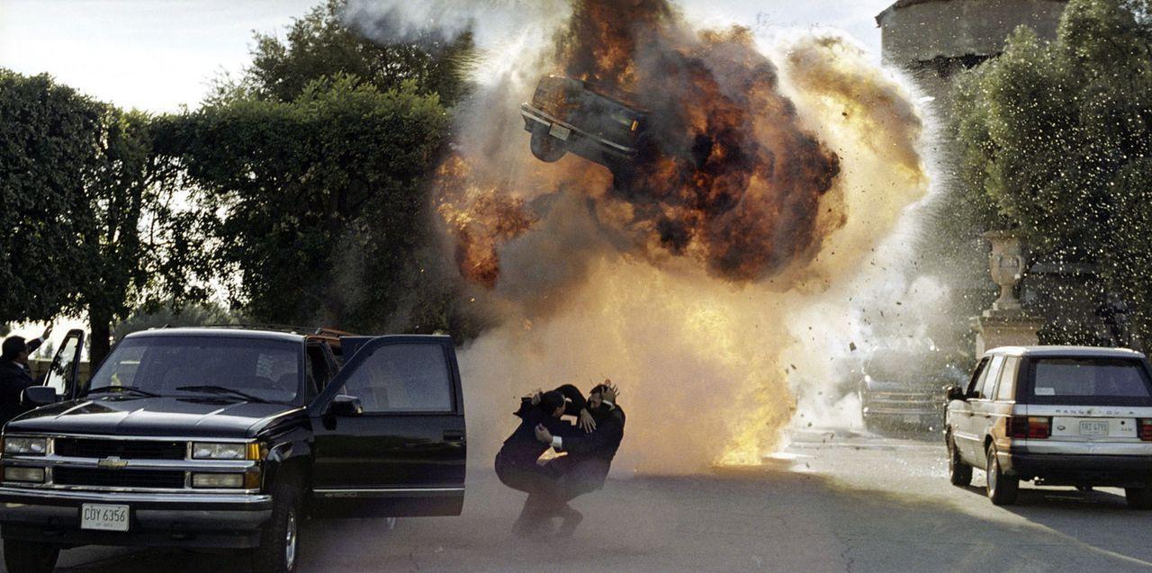 Wo Sean Vetter und Demetrius Hicks von der Drug Enforcement Agency wüten, bleibt nichts mehr so, wie es mal war ... - Bildquelle: Warner Bros. GmbH