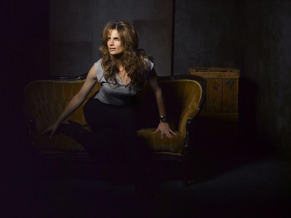 (5. Staffel) - Mit dem Verlust ihrer Mutter, deren Mord bis heute nicht aufgeklärt werden konnte, hat Kate Beckett (Stana Katic) immer noch schwer z... - Bildquelle: ABC Studios