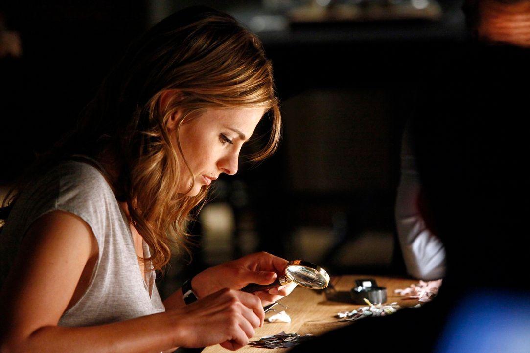 Kate Beckett (Stana Katic) gibt nicht auf und setzt alles daran, endlich den Mörder ihrer Mutter zu finden ... - Bildquelle: 2012 American Broadcasting Companies, Inc. All rights reserved.