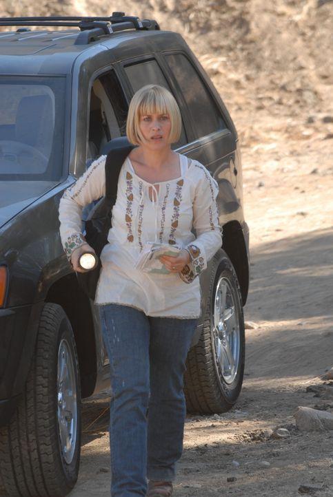 Macht sich auf die Suche nach den Überresten des vor 15 Jahren ums Leben gekommenen Jimmy: Allison (Patricia Arquette) - Bildquelle: Paramount Network Television
