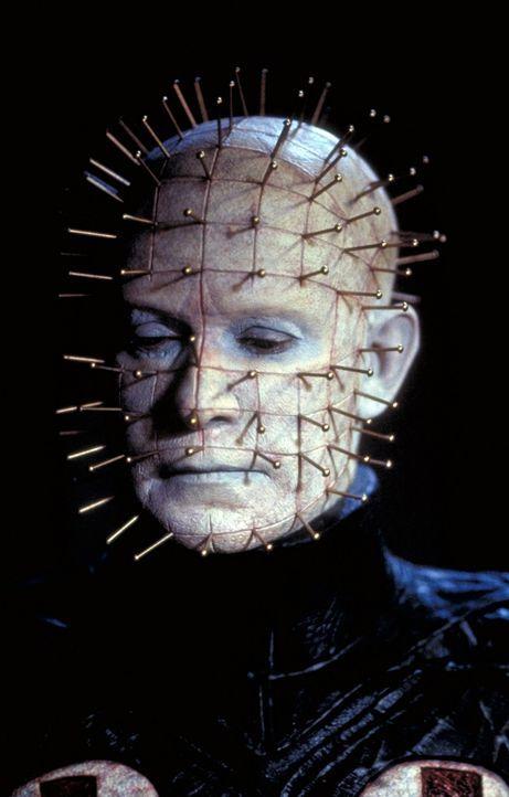Düster, hässlich und bösartig geistert Pinhead (Doug Bradley) mit seinen Dämonen durch das Leben von Trevor Gooden und tötet alles, was sich ih... - Bildquelle: Miramax Films