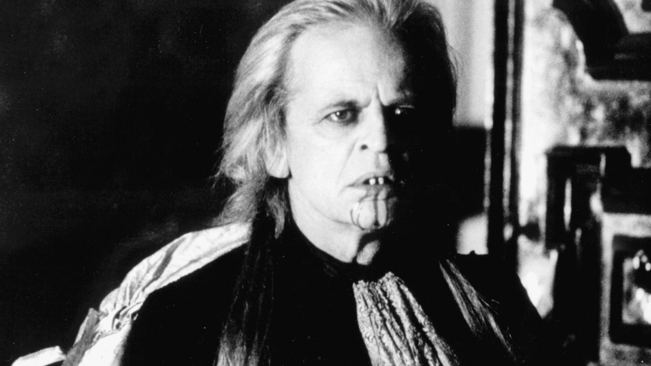 Klaus Kinski als Vampir Nosferatu  - Bildquelle: dpa