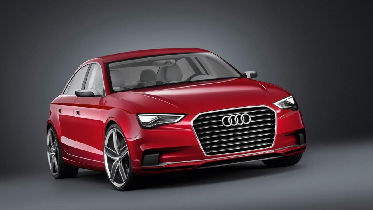 Audi A3 concept - Bildquelle: Audi