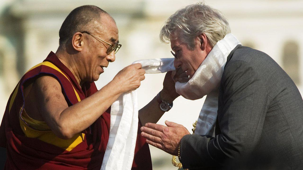 Richard Gere  - Bildquelle: AFP