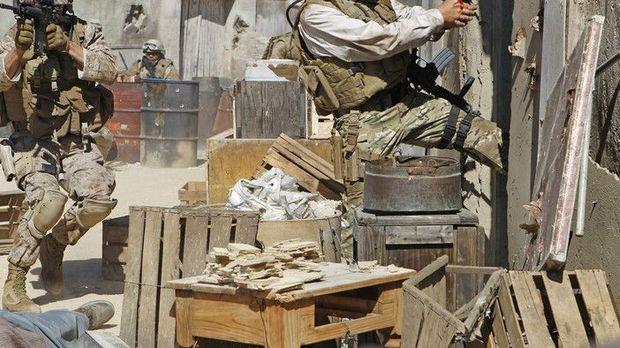 Navy Cis - Navy Cis - Staffel 9 Episode 9: Der Vorhof Der Hölle