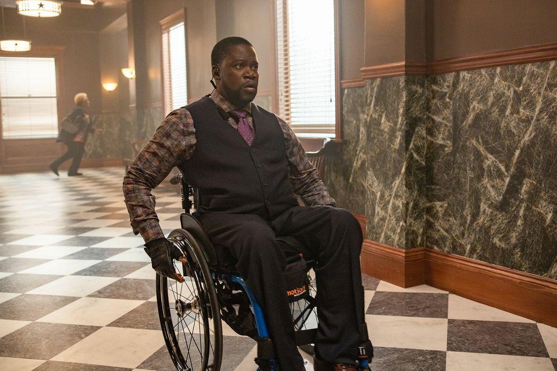 Patton Plame (Daryl 'Chill' Mitchell) - Bildquelle: Sam Lothridge 2019 CBS Broadcasting Inc. All Rights Reserved. / Sam Lothridge