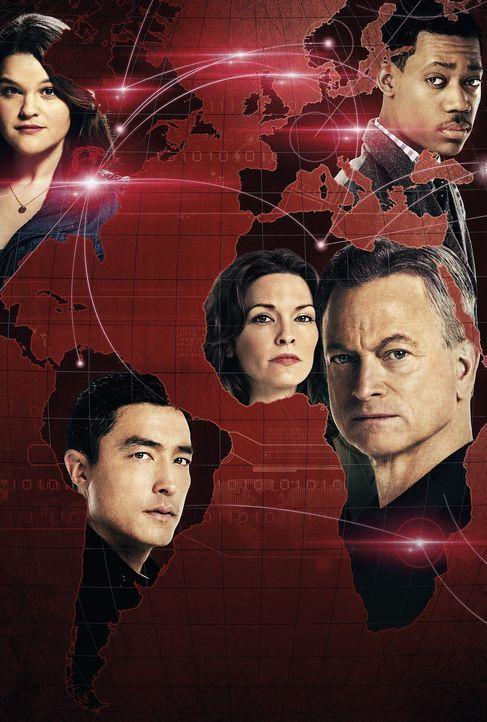 (1. Staffel) - Sie beschäftigen sich mit Verbrechen im Ausland, denen Amerikaner zum Opfer gefallen sind: Mae Jarvis (Annie Funke, l. oben), Matt Si... - Bildquelle: ABC Studios