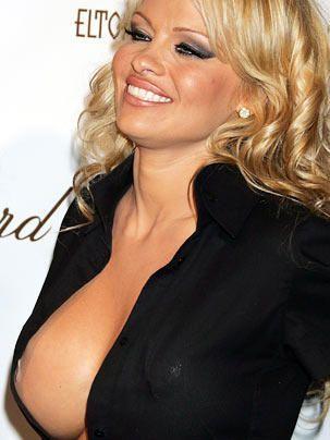 Pamela Anderson  - Bildquelle: getty - AFP