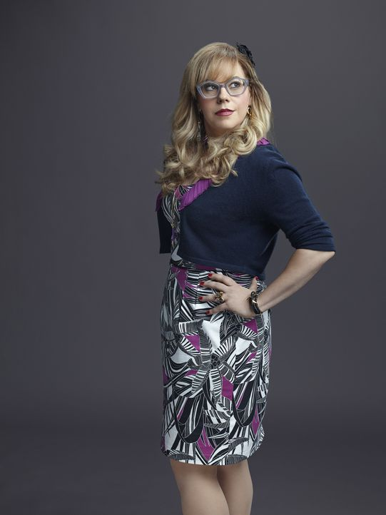 (10. Staffel) - Ohne sie geht gar nichts, die technische Expertin des B.A.U.: Penelope Garcia (Kirsten Vangsness ) ... - Bildquelle: Cliff Lipson ABC Studios / Cliff Lipson