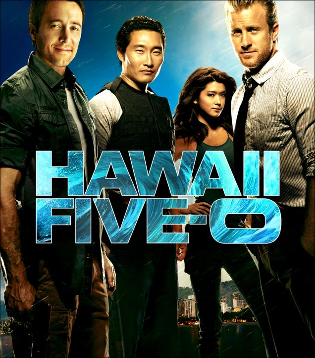(2. Staffel) - Im Kampf gegen das organisierte Verbrechen auf Hawaii: Steve McGarrett (Alex O'Loughlin, l.), Danny Williams (Scott Caan, r.), Chin H... - Bildquelle: TM &   CBS Studios Inc. All Rights Reserved.
