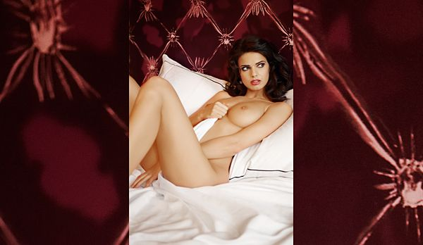 September Playmate Zoi Gormann - Bildquelle: René de Haan und Patrick Kaas für Playboy 09/2013