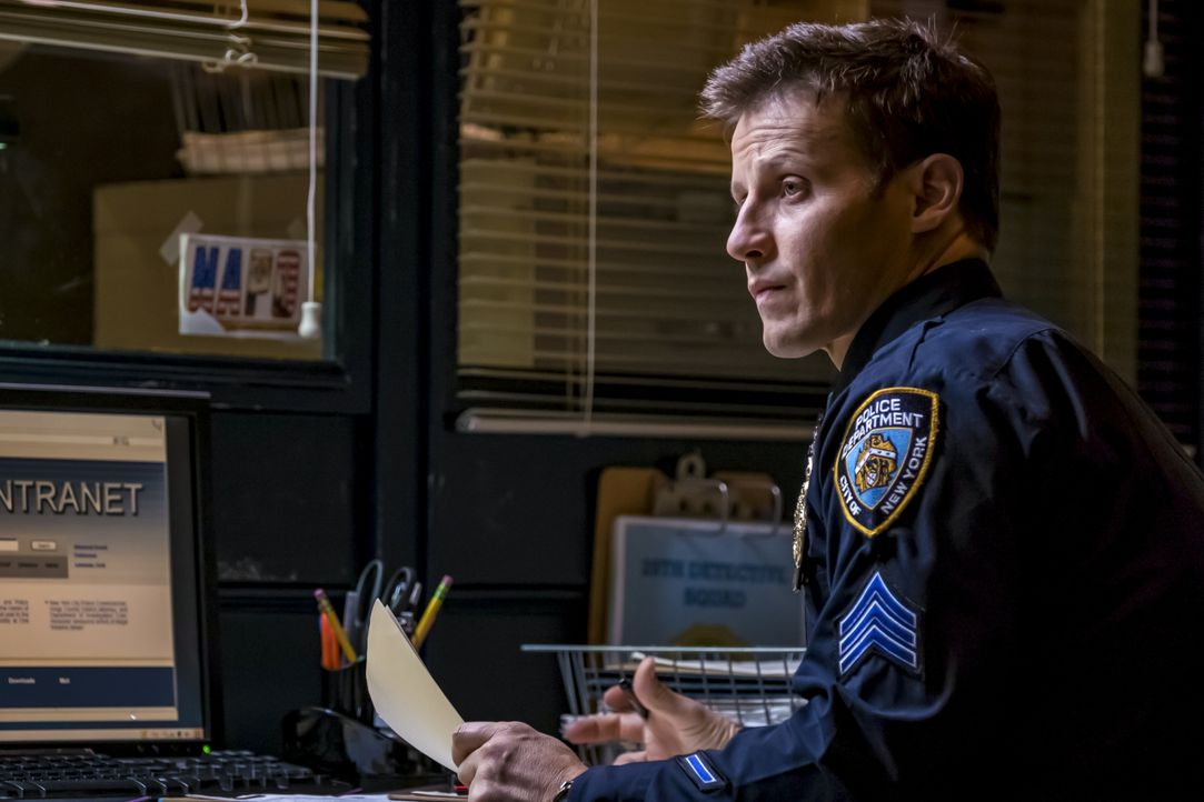 Jamie Reagan (Will Estes) - Bildquelle: Jeff Neumann 2018 CBS Broadcasting, Inc. All Rights Reserved. / Jeff Neumann