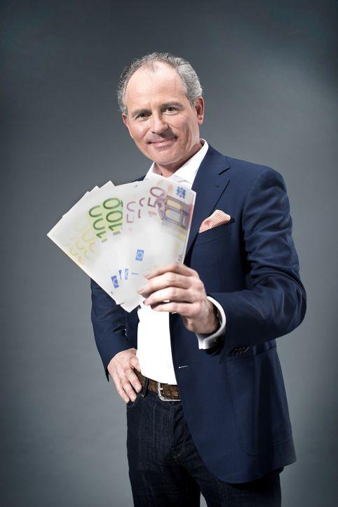 Investor Carsten Gerlach ist bereit, das nötige Startkapital für ein eigenes Restaurant zu finanzieren - vorausgesetzt, man überzeugt ihn mit einer... - Bildquelle: Andreas Franke kabel eins