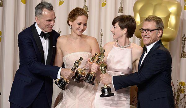 Oscargewinner - Bildquelle: dpa