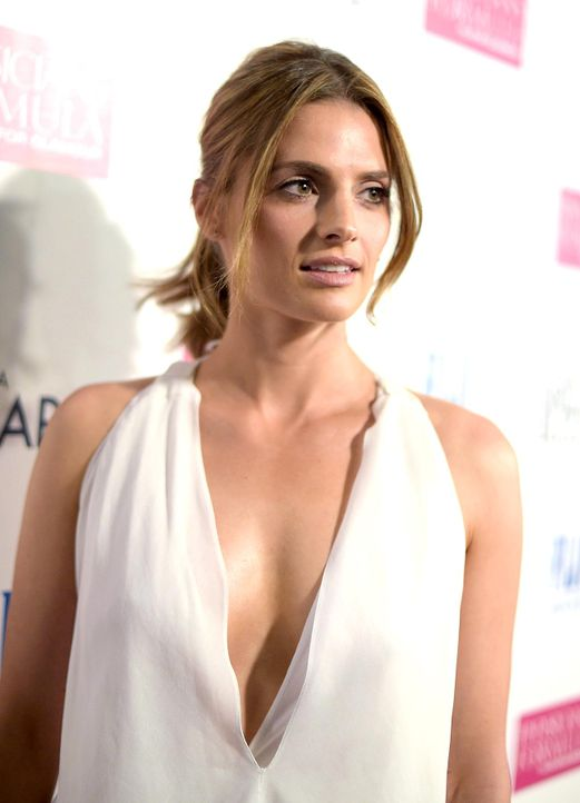 Stana-Katic-141021-1-getty-AFP - Bildquelle: AFP