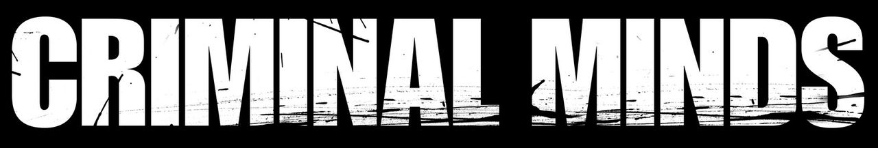 Criminal Minds - Logo ... - Bildquelle: Touchstone Television