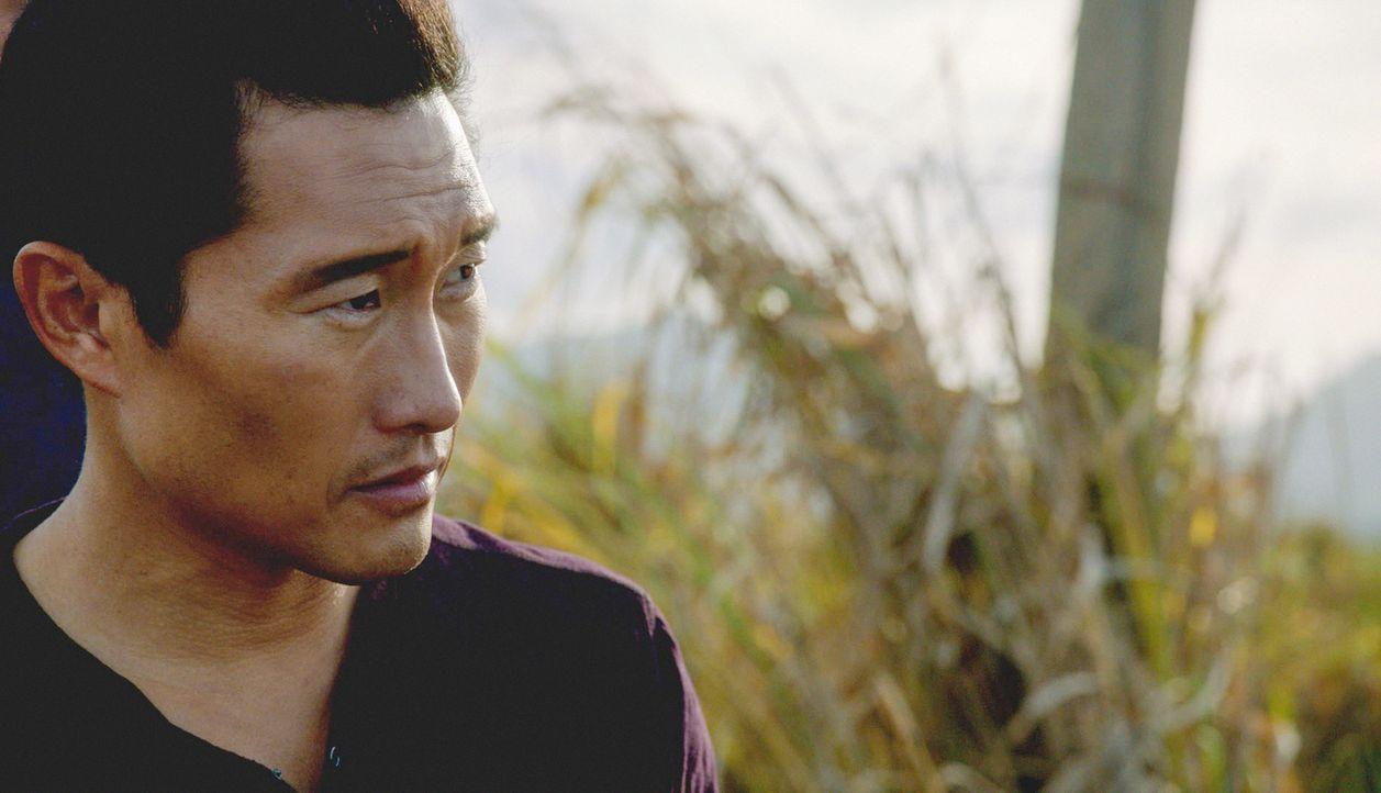 Ein schreckliches Verbrechen innerhalb eines Internierungslagers auf Oahu während des Zweiten Weltkriegs lässt auch Chin Ho Kelly (Daniel Dae Kim) n... - Bildquelle: 2013 CBS BROADCASTING INC. All Rights Reserved.