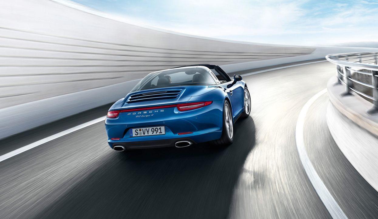 Porsche 911 Targa 4S (5)