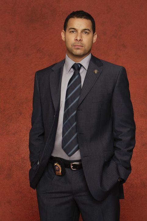 (1. Staffel) - Oft reizt Javier Esposito (Jon Huertas) seine Chefin mit hämischen Kommentaren und geniesst es, wie diese sich über Castle aufregt ..... - Bildquelle: ABC Studios