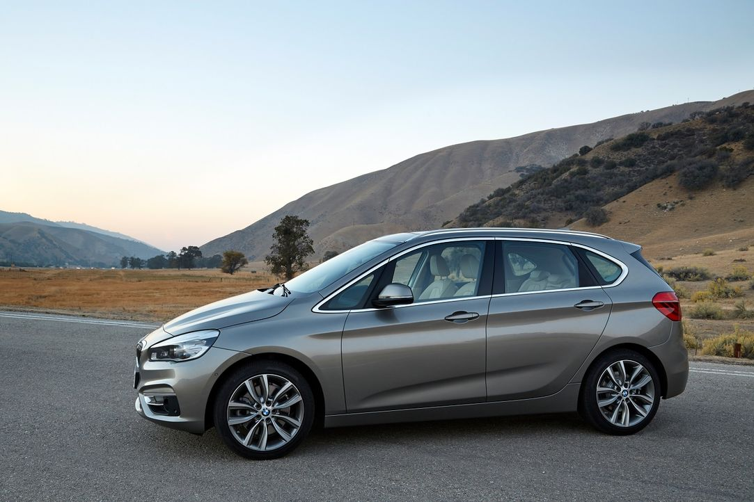 BMW 2er Active Tourer - Bildquelle: BMW