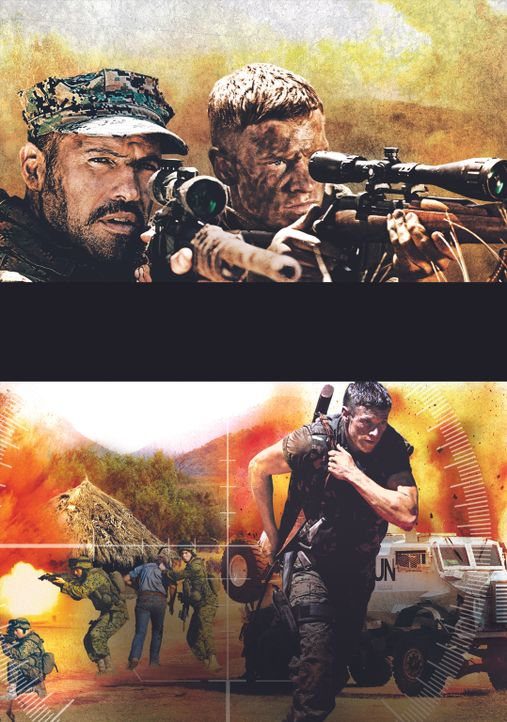 SNIPER: RELOADED - Artwork - Bildquelle: 2011 Sony Pictures Television Inc. All Rights Reserved.