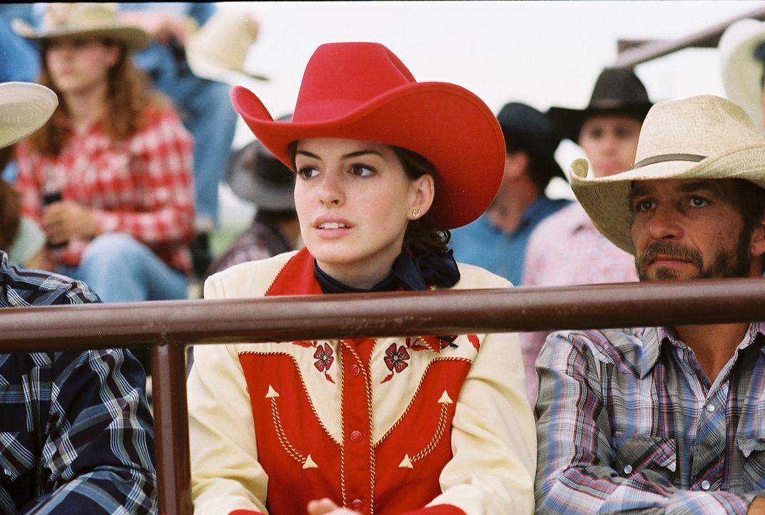 Lureen Newsome (Anne Hathaway) - Bildquelle: Tobis Film