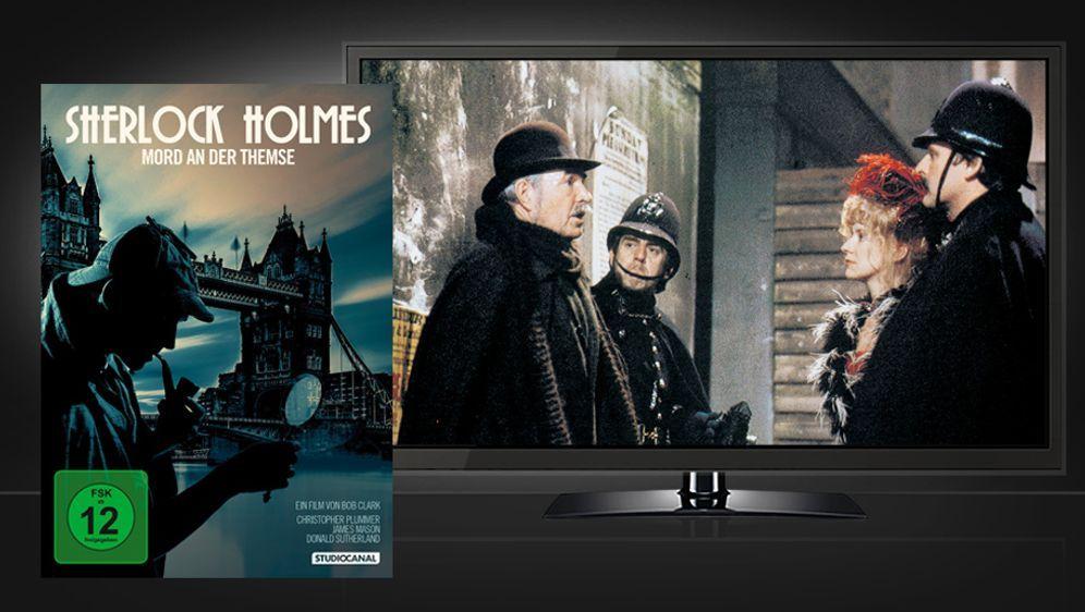 Sherlock Holmes - Mord an der Themse (DVD) - Bildquelle: Studiocanal
