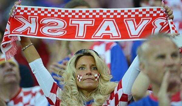 WM-Brasilien-Kroatien-Fan - Bildquelle: dpa