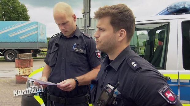 Achtung Kontrolle - Achtung Kontrolle! - Thema U.a: überladener Schweinetransport - Eine Frage Der Ethik