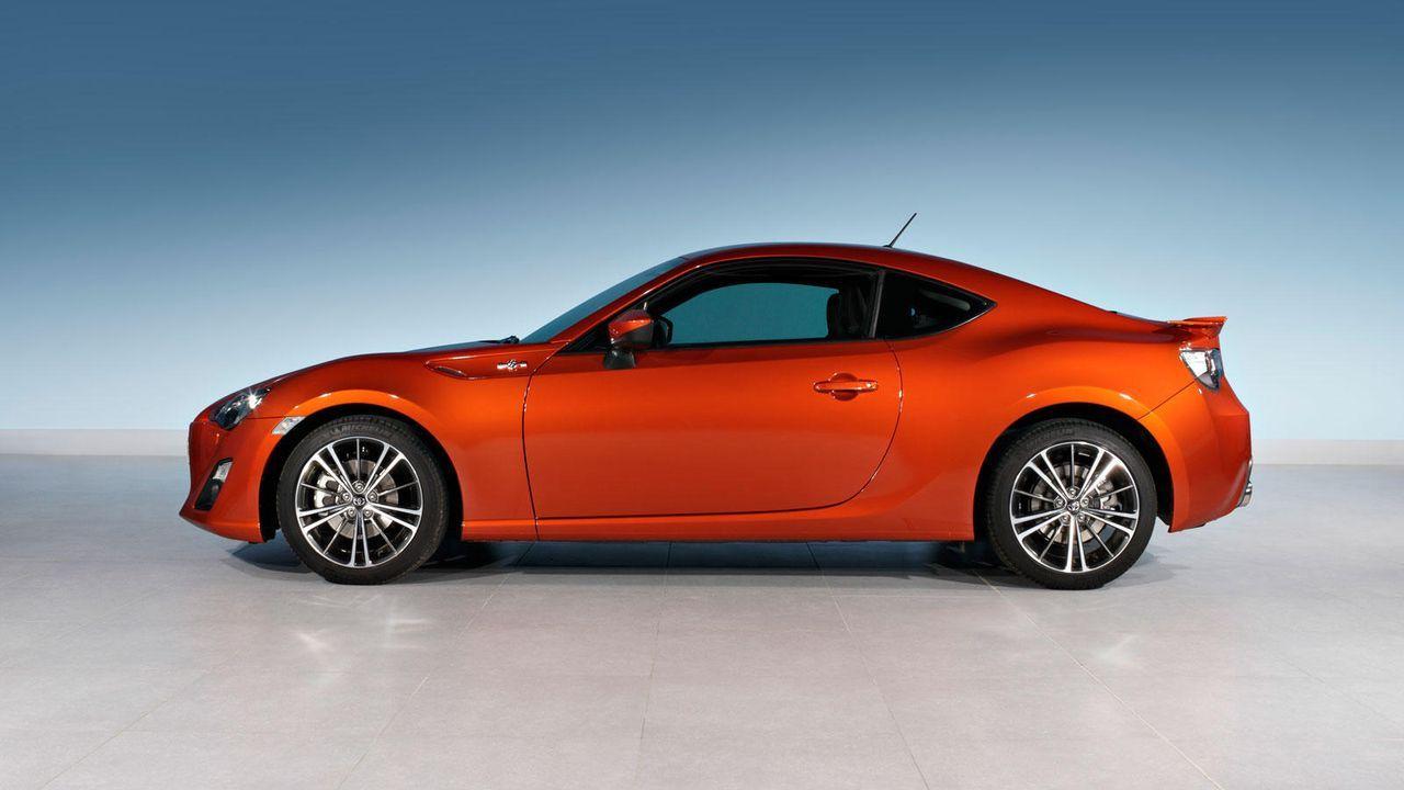 Neuer Motor, neuer Antrieb - Bildquelle: Toyota