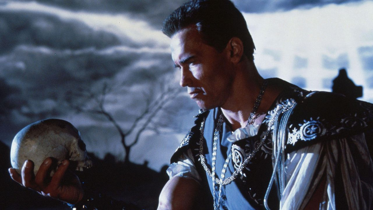 Arnold Schwarzenegger - Bildquelle: Columbia Pictures