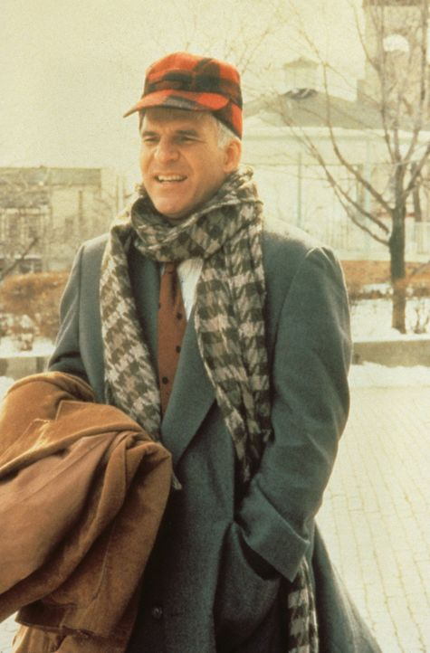 Mit dem verschusselten Del erlebt der New Yorker Top-Manager Neal (Steve Martin) die Hölle auf Erden ... - Bildquelle: Paramount Pictures