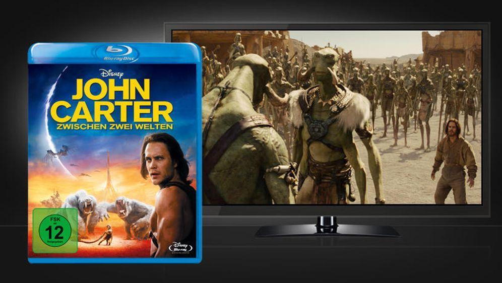 John Carter - Zwischen zwei Welten - Bildquelle: Walt Disney Studios