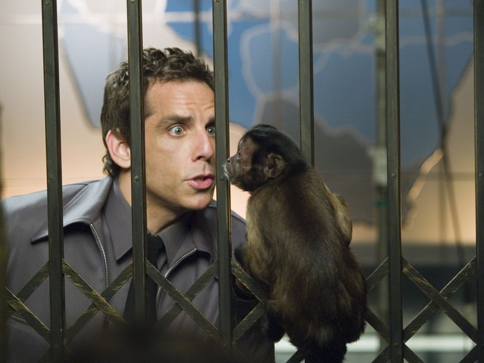 Larry Daley (Ben Stiller) - Bildquelle: 2006 Twentieth Century Fox Film Corporation.  All rights reserved.