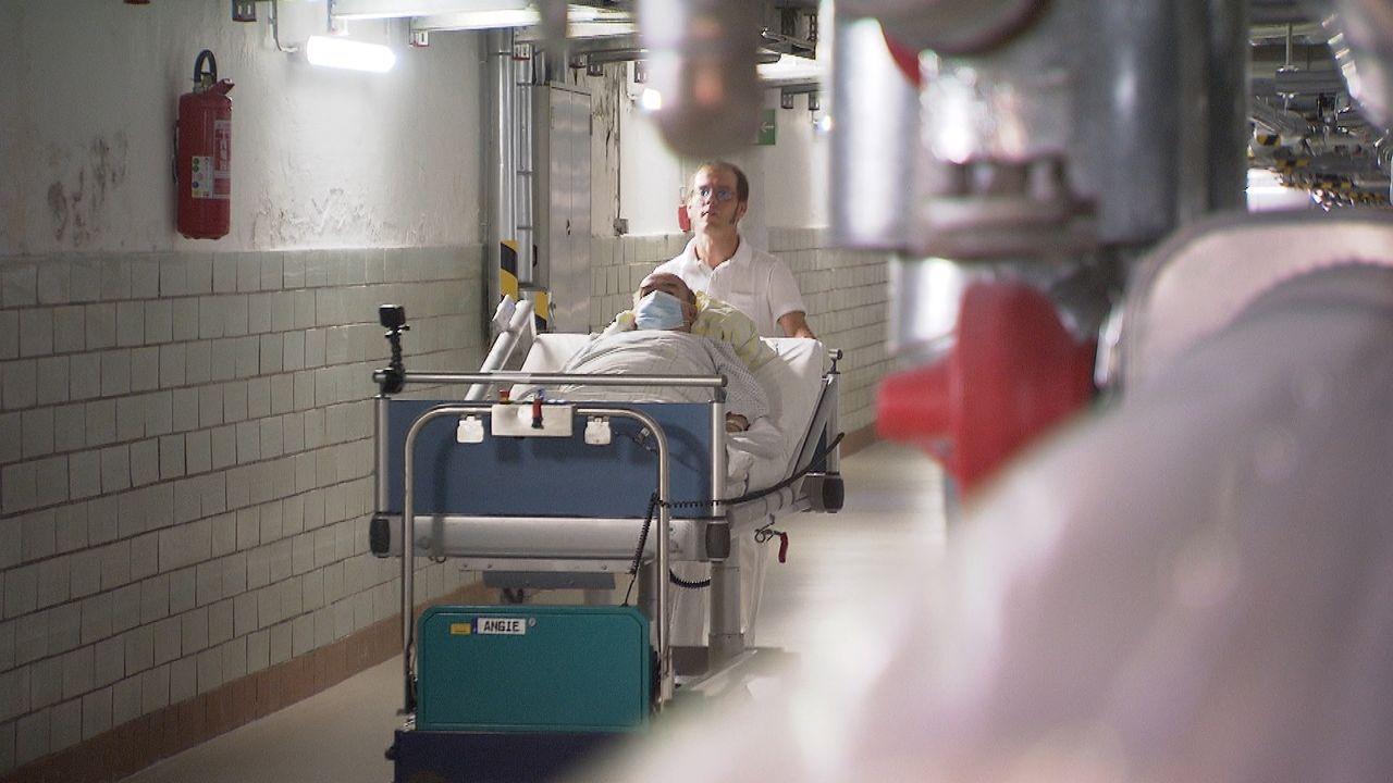 Die Klinik - Ärzte, Helfer, Diagnosen - Bildquelle: Kabel Eins