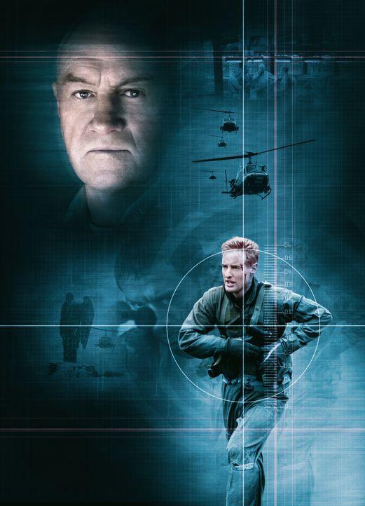 Im Fadenkreuz - Allein gegen alle - Artwork - Bildquelle: 2001 Twentieth Century Fox Film Corporation.  All rights reserved.