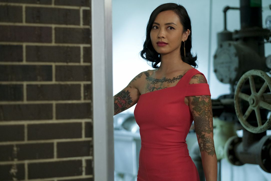 Desi Nguyen (Levy Tran) - Bildquelle: Mark Hill 2020 CBS Broadcasting, Inc. All Rights Reserved. / Mark Hill