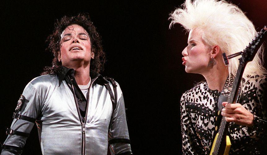 Michael Jackson - Bildquelle: AFP ImageForum