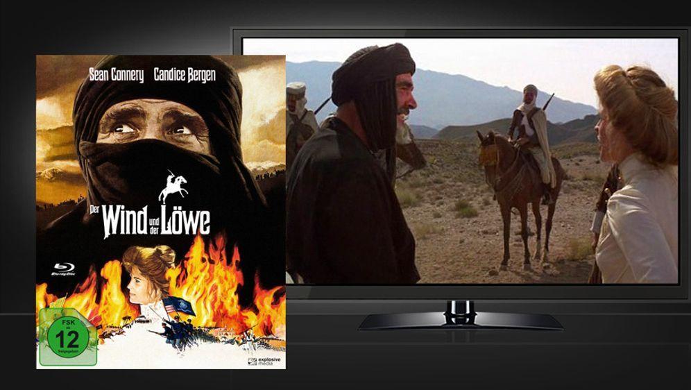 Der Wind und der Löwe (Blu-ray Disc) - Bildquelle: Koch Media