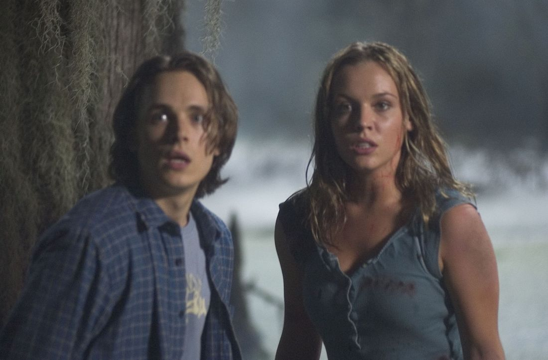 Auf der Suche nach einem Freund, entdecken Eric (Jonathan Jackson, l.) und Eden (Agnes Bruckner, r.) eine dunkle Macht, tödlicher und grausamer, als... - Bildquelle: Miramax Film Corp. All rights reserved.