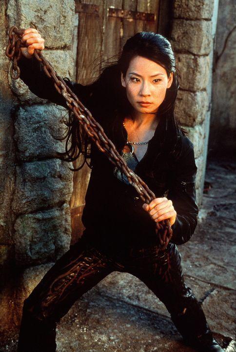 Charlies Engel Alex (Lucy Liu) fürchtet weder Tod noch Teufel ... - Bildquelle: Columbia Pictures